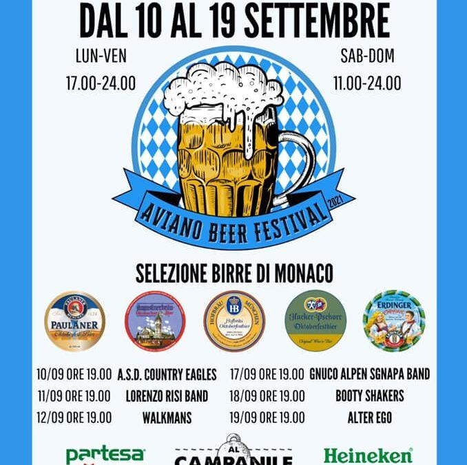 Aviano Beer Festival